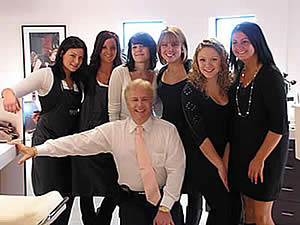 Charles David Salon staff