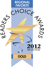 Reader's Choice Gold Award