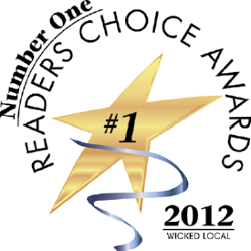 Reader's Choice Number #1 Award