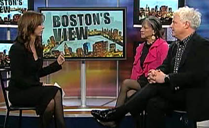 Watch Buddy on Boston's View with J.C.Monahan